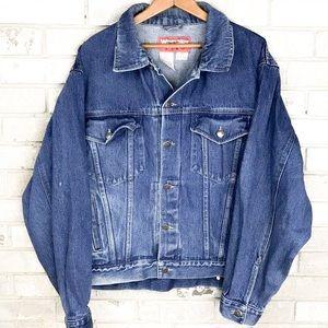 Vintage 90s Wrangler Denim Jacket
